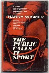 The Public Calls It Sport