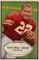 """Little Billy"" Cross"