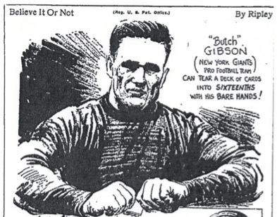 Butch Gibson Ripley's