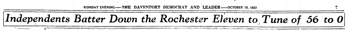 56-0 headline