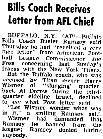 9-22-61 Foss letter to Buster