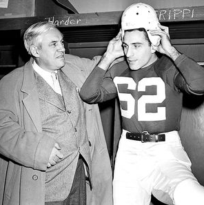 Jimmy Conzelman and Charley Trippi.