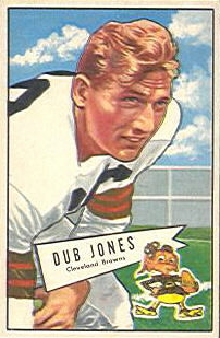 Dub Jones card