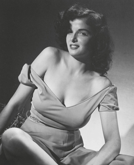 Jane Russell at her sultry best.