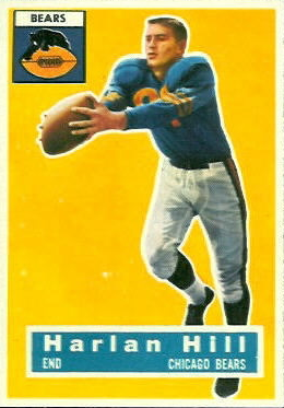 Harlon Hill card
