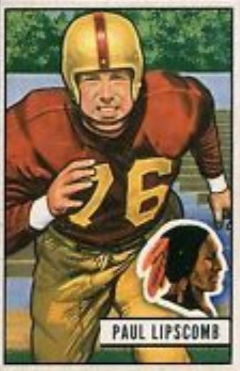 Paul Lipscomb card