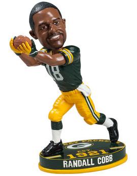 Randall Cobb statuette