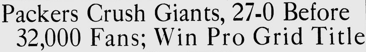 Sentinel 1939 headline