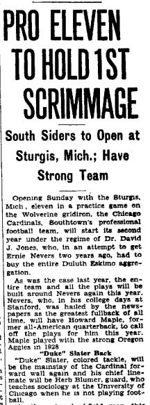 Sept. 12, 1930 Southtown Economist
