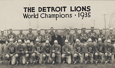 Lions team photo