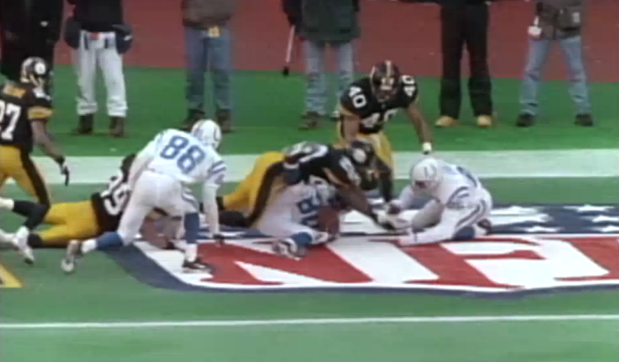 Ted Marchibroda came this close to the Super Bowl in 1995.