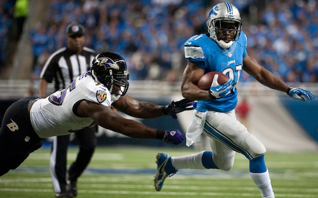 You'd think, as a receiver in the open field, Reggie Bush would make people miss more.