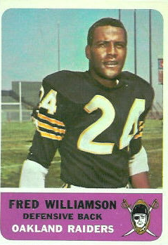Fred Williamson card