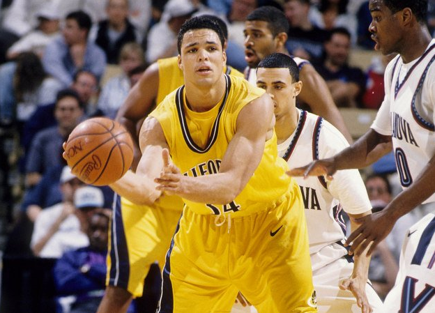 In the 1997 NCAA Tournament, Tony Gonzalez led Cal with 23 points in a win over Villanova.
