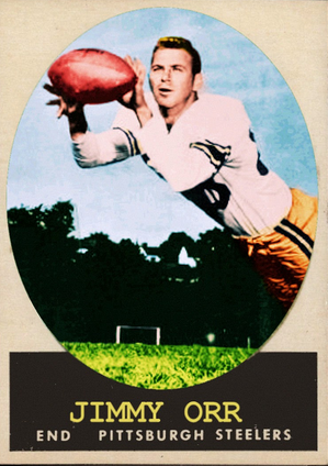 Jimmy Orr card