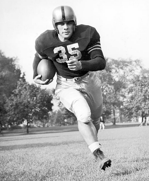 Doc Blanchard, the Steelers' wasted 1946 No. 1.