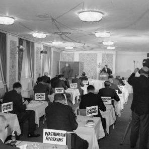 1960s draft shot