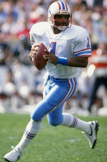Warren Moon: Not even Mr. Irrelevant-worthy.