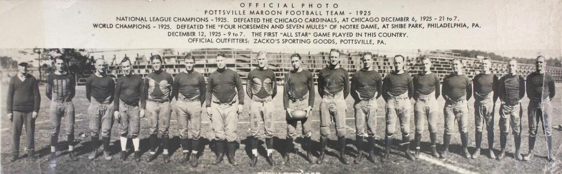 1925 Maroons