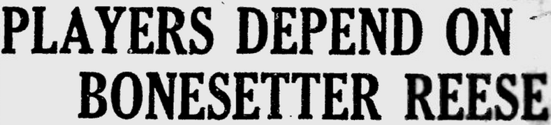 Pittsburgh Press headline, 1911.